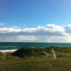 The Sea breathes